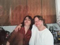 Cheri and Carolyn