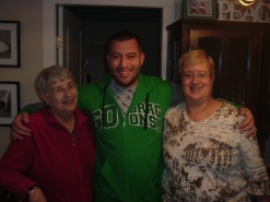 Cory and Mom