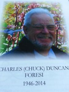 Reverend Chuck    (Pastor Peter's Mentor)